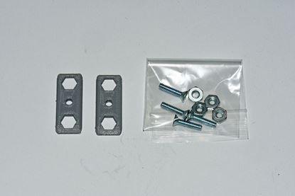 Nut Holder Kit for 1010 Rail Guides
