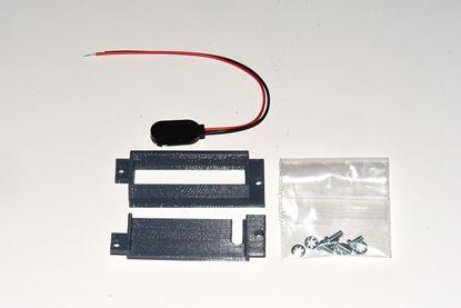 9 Volt Battery Carrier Kit
