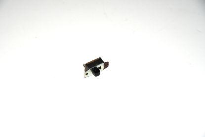 Miniature SPDT Momentary Slide Switch